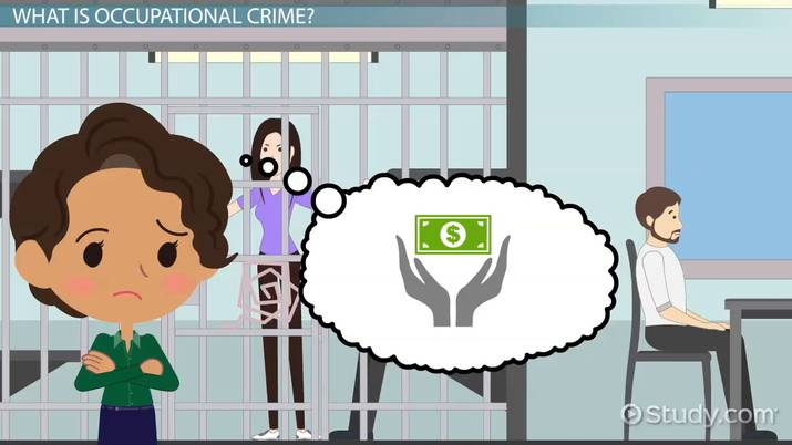 Occupational Crime & Law: Examples