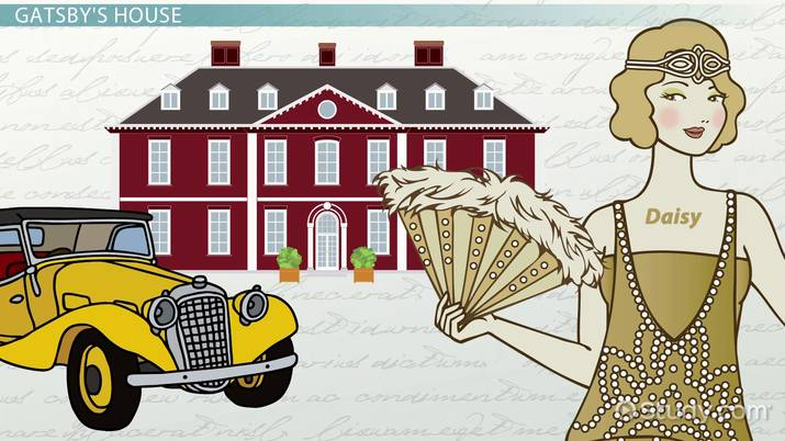 examples of corruption in the great gatsby