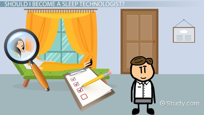Become A Sleep Technologist Step By Career Guide