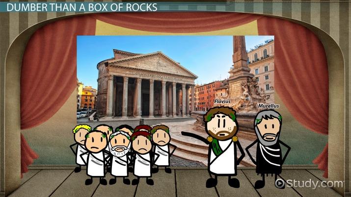 Metaphor in Julius Caesar