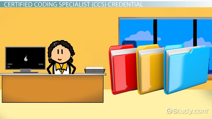 Certified Coding Specialist: Exam and Licensing Information