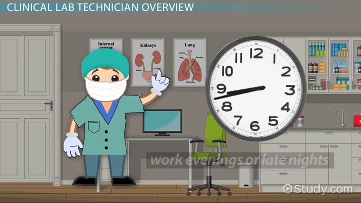 how to become a clinical lab technician: education and career roadmap
