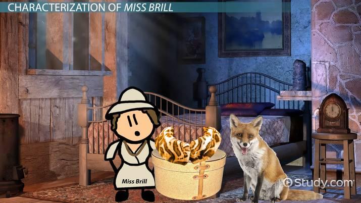 miss brill fur