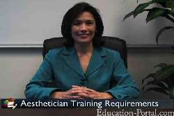Video for Aesthetician Job Duties and Employment Outlook