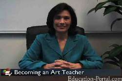 Video for Art Teacher: Job Outlook and Career Profile