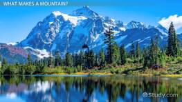 Mountain Facts & Definition: Lesson for Kids