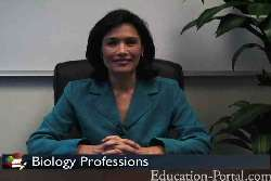 Biology Professions Video: Career Options in the Biological Sciences