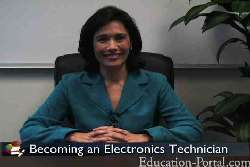 Video for Electronics Engineering Technology Career Education in Oregon