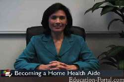 Video for Home Health Aide Training in Michigan with School Options
