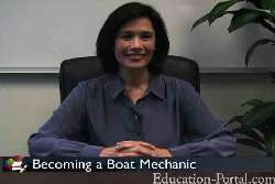 Boat Mechanic Video: Training Requirements for Boat Mechanics