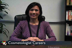 Video for Cosmetologist Education Requirements and Career Information