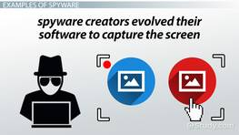 What is Spyware? - Definition & Types