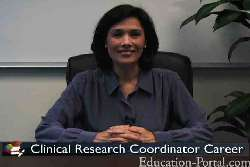 Clinical Research Coordinator Video: Educational Requirements and Career Options
