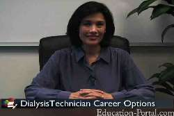 Dialysis Technician Video: Education Requirements and Career Options