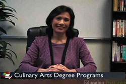 Video for Online Catering Degree and Diploma Programs