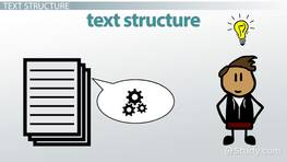 How to Identify & Analyze Text Structure