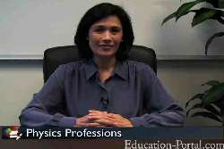 Physics Professions Video: Career Options for a Degree in the Physical Sciences