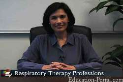 Video for Online Respiratory Technician Training and Degree Program Information
