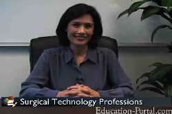 Video for Online Surgical Tech Degree Program Options
