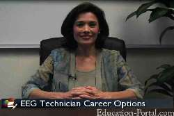 Video for EEG Tech Education Requirements and Job Duties