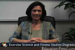 Exercise Sciences Career Video: Earning a Degree in Exercise Science and Fitness Studies