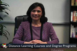Distance Learning Courses and Degree Programs Video