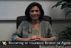 Insurance Agent Video: Becoming an Insurance Broker or Agent