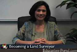 Video for Land Surveying Masters Degree Program Overviews