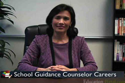 Video for Online Degree Programs in Guidance Counseling with Course Info