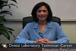 Video for Online Dental Lab Technician Diploma and Certificate Programs