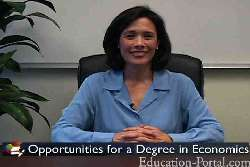 Economics Video: Career Options for a Degree in Economics