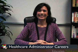 Healthcare Administrator Career Video for Health Administration Students
