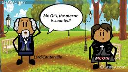 The Canterville Ghost Characters & Setting