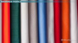 Textile Fabrics: Definition & Types