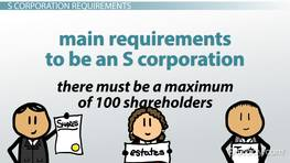 What Is an S Corporation? - Definition, Requirements, Advantages & Examples