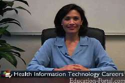 Health Information Technology Video: Career Options in Medical Information Systems