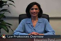Video for Types of Law Degrees and Legal Studies Degrees