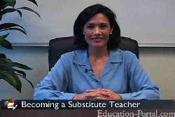 Substitute Teaching Video: Becoming a Substitute Teacher