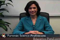 Video for Online Masters in Forensic Science: Degree Program Information