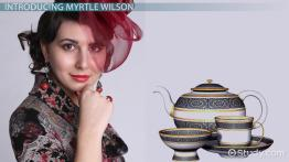 Myrtle Wilson in The Great Gatsby: Character Analysis & Quotes