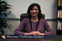 Video for Online Continuing Education (CE) for Pharmacy Technicians