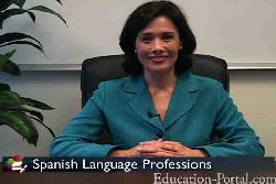 Spanish Language Professions Video: Career Options for a Degree in Spanish