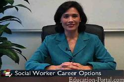 Video for Associate Degree in Social Work with Career Information