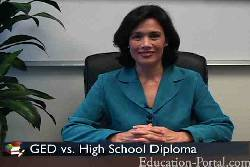 Video for Earning Your Texas High School Diploma!