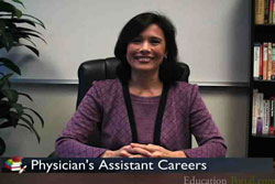 Video for Physician's Assistant Colleges and Universities in the U.S.