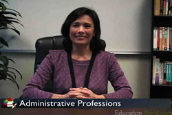 Video for Duties of an Administrative Assistant