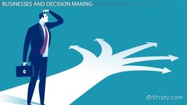 Business Skills for Effective Decision Making