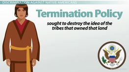 1950s Discrimination Against Native Americans & Hispanic Americans