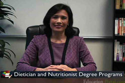 Video for distance learning physical education degree programs