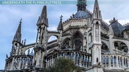 Flying Buttress: Definition & Architecture
